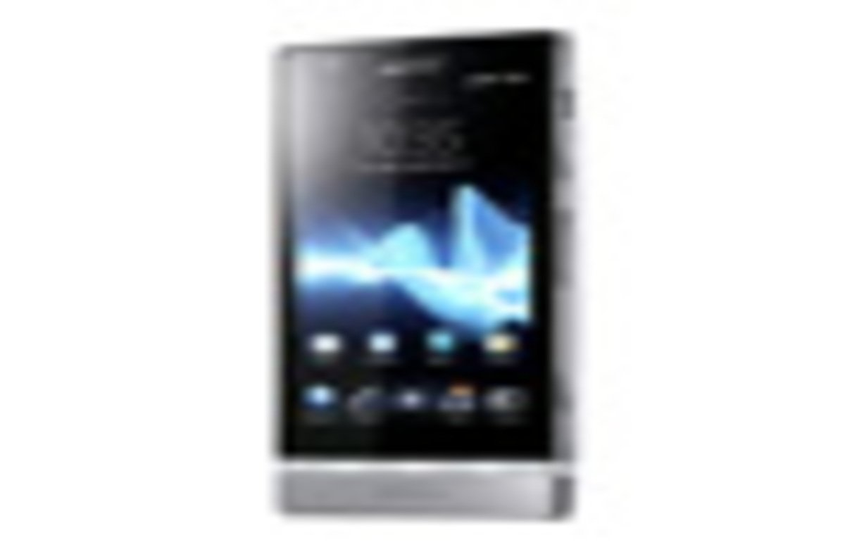 sony xperia p mid range android the register