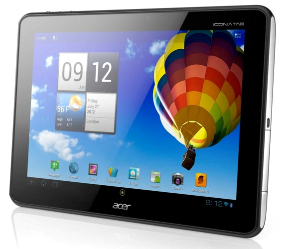 Acer Iconia A510 Olympics