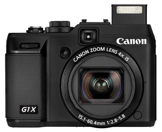 Canon PowerShot G1 X compact camera