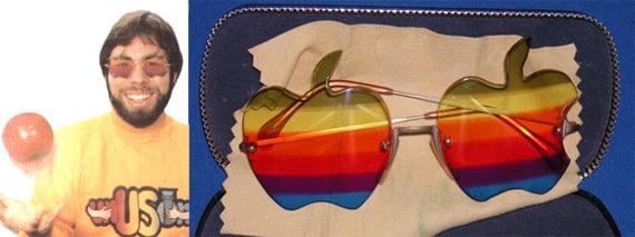 The Apple glasses
