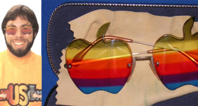 The Apple glasses