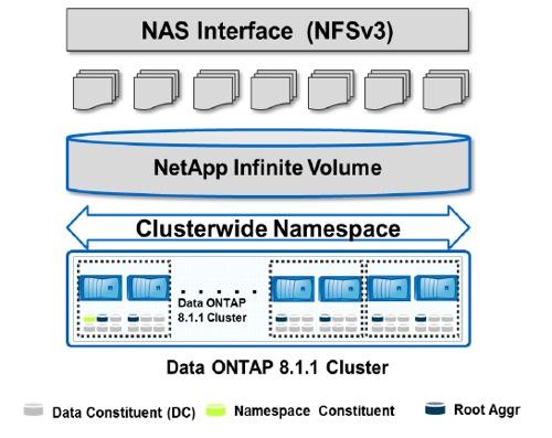 NetApp Infinite Volume
