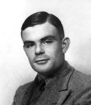 Alan Turing S Lost Notebook Goes Under The Hammer The