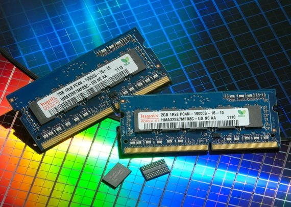Hynix does DDR 4