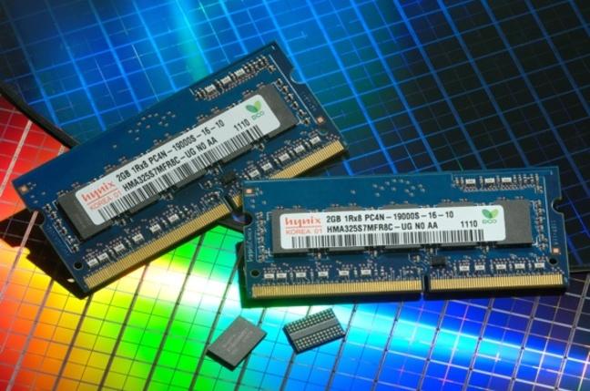 Hynix does DDR 4