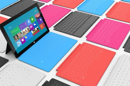 microsoft surface slate acer resellers predict a riot the register