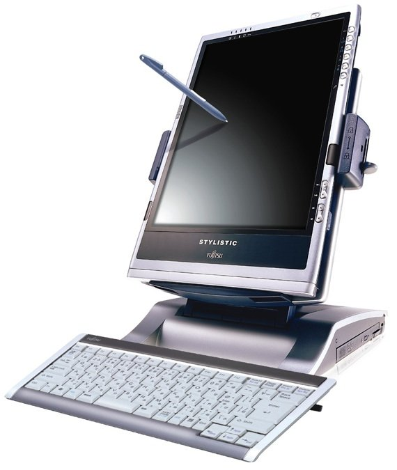 Fujitsu Tablet PC