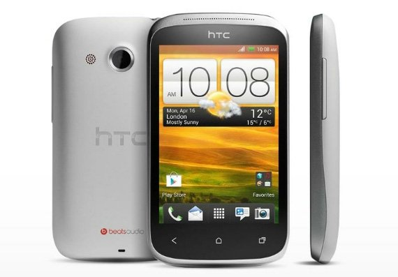 HTC Desire C Android smartphone