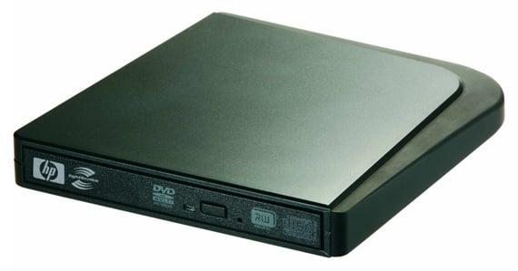 HP Dvd556