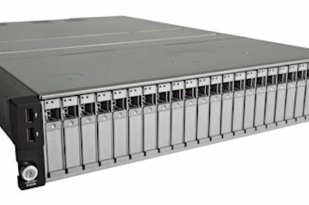 The UCS C24 M3 rack server