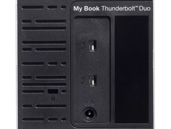 Western Digital My Book Thunderbolt Duo WDBUPB0040JSL