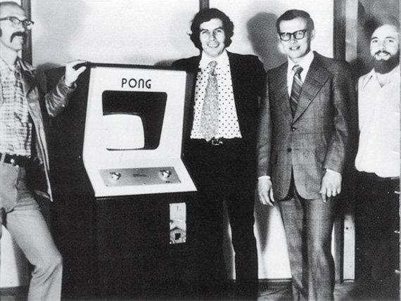 Atari is founded