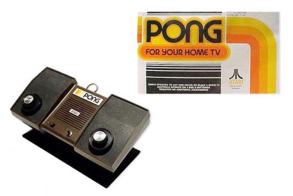 Home Pong