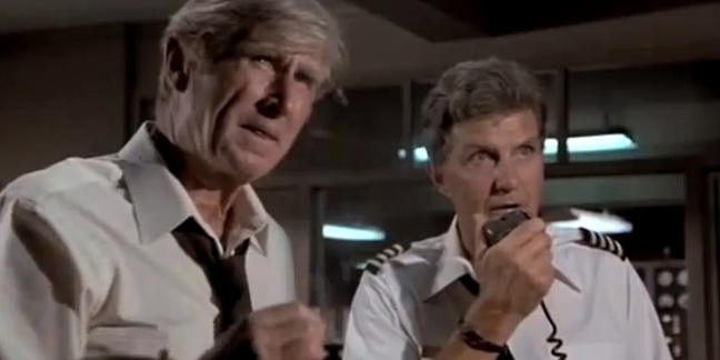 Airplane! Source: Paramount Home Entertainment