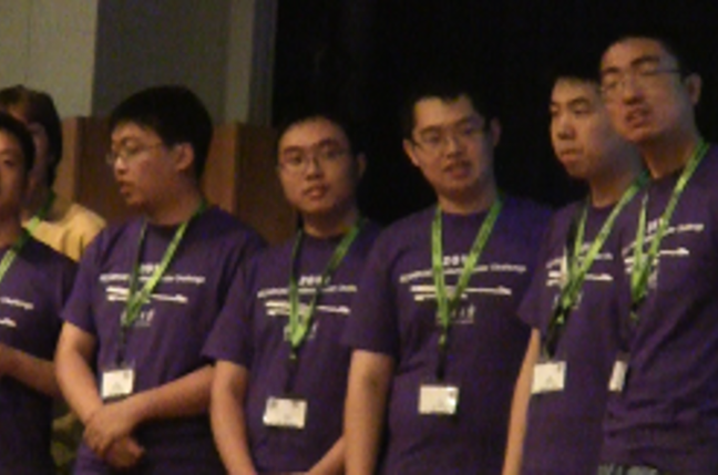 Team Tsinghua, Overall Winners at the ISC 2012 Student Cluster Competition