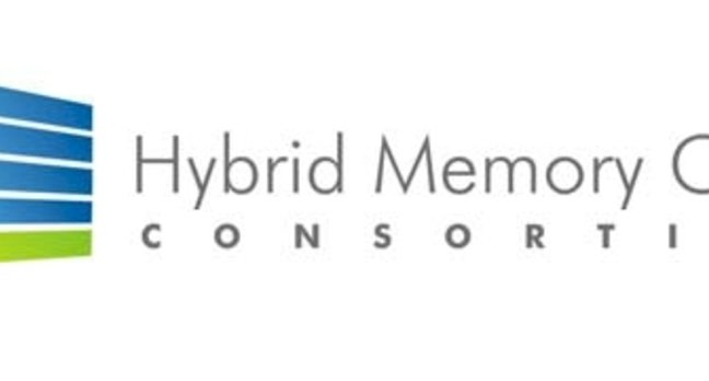 Hybrid Memory Cube consortium logo