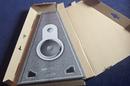 Cardboard folding speakers