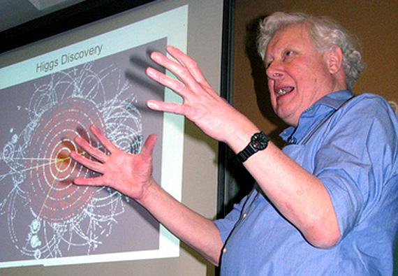 Robert Orr Higgs boson