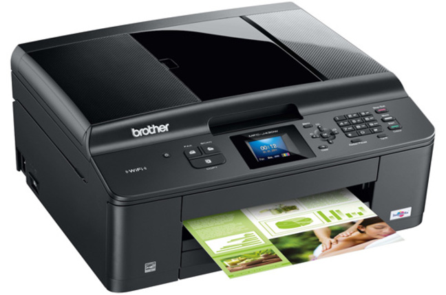Brother MFC-J430W budget all-in-one inkjet printer