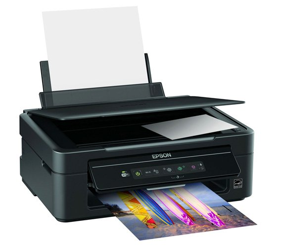 Epson SX235W budget all-in-one inkjet printer