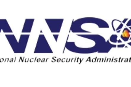 US DOE NNSA logo