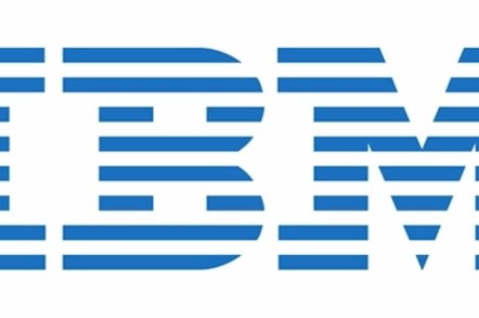 IBM logo big