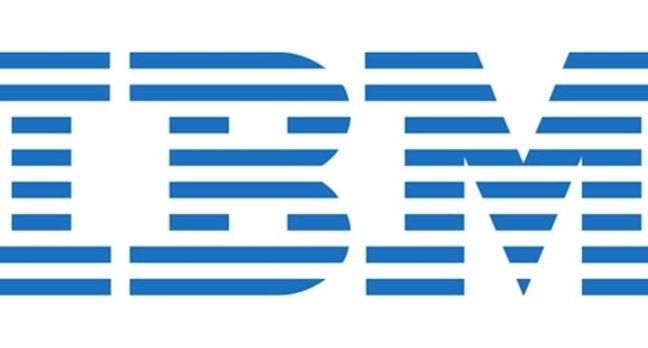 IBM logo big