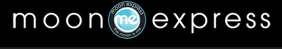 Moon Express logo, credit Moon Express