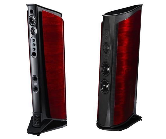 Sonus Faber Aida loudspeakers