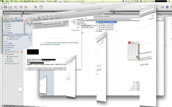 Retina Display glitch, credit screengrab, Apple Forum Poster claudiovallejo