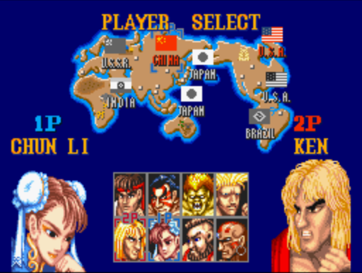 Streetfighter 2 The World Warrior The Register