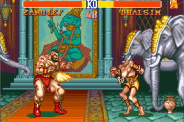 Streetfighter 2: The World Warrior