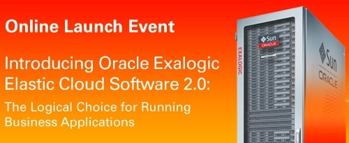Oracle Exalogic announcement preview
