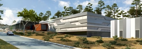 iVEC's petaflops-housing Pawsey Centre data center