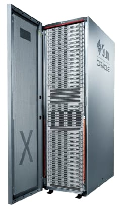 Oracle's Exalogic X2-2 hardware
