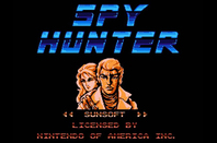 Spyhunter 1983 by Bally Midway