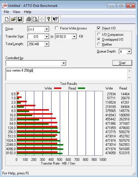 OCZ Vertex 4 256GB SSD review • The Register