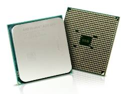 Die shot of the FirePro A300 CPU-GPU hybrid