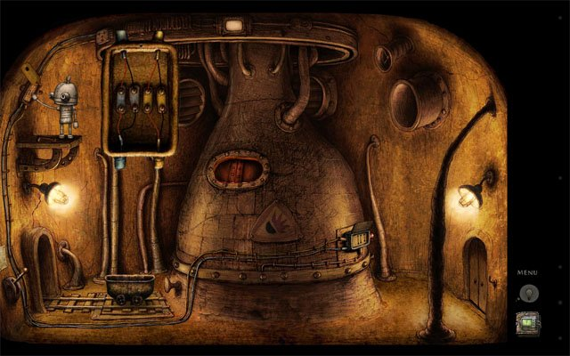 Machinarium Android game