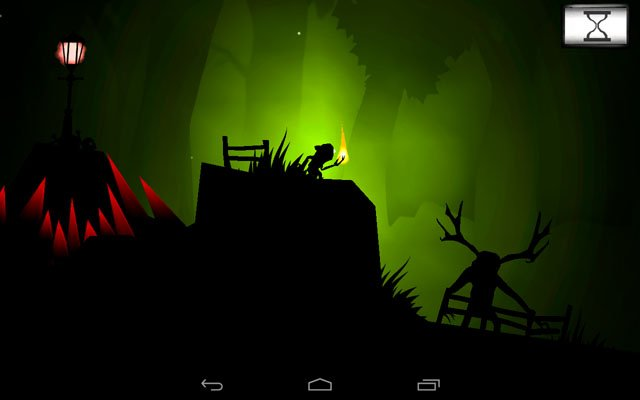 Oscura Android game