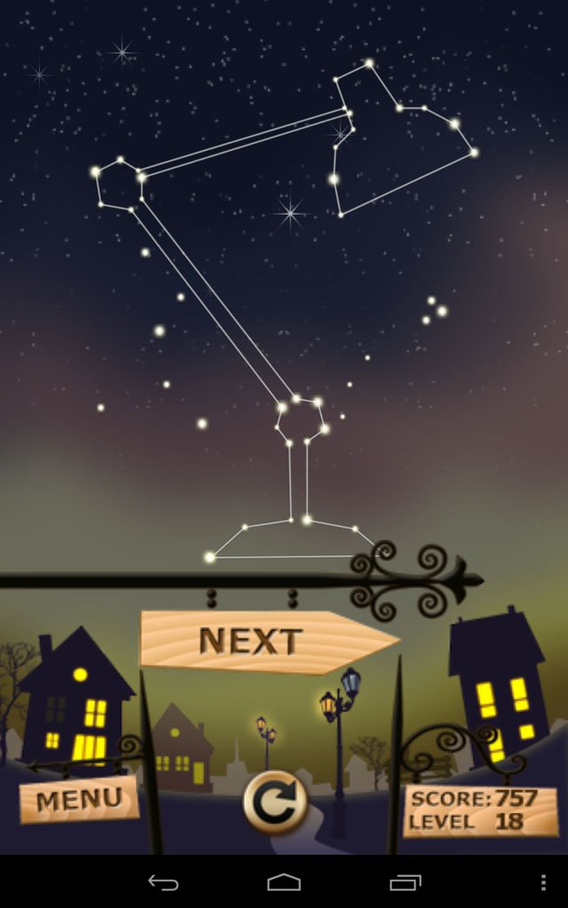 Pictorial Android game