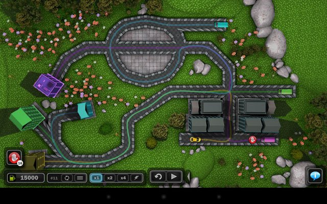 Traffic Wonder HD Android game