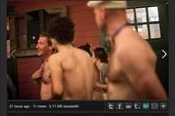Zuckerberg topless