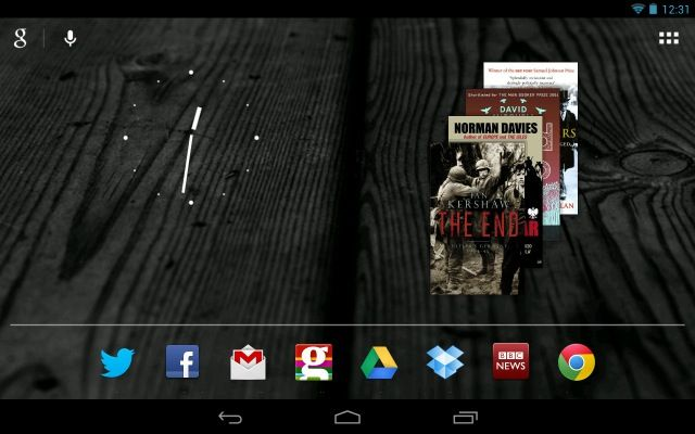 Apex Launcher Android app