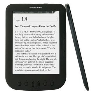 BeBook Pure e-book reader