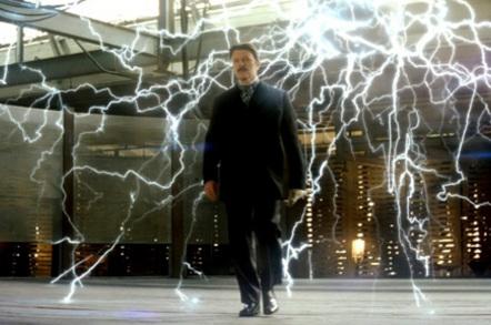 Tesla was a bright spark