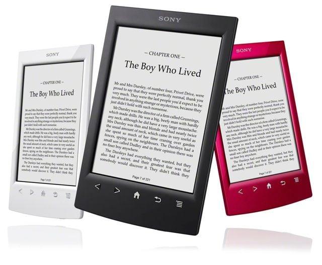 Sony PRS-T2 Reader