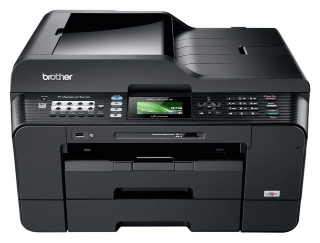 Brother MFC-J6710DW all-in-one inkjet photo printer