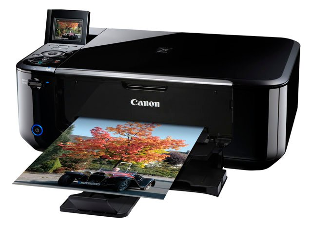 Canon PIXMA MG4150 all-in-one inkjet photo printer