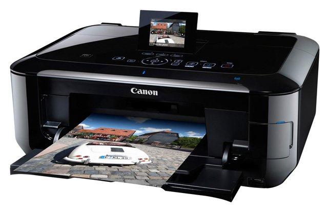 Canon PIXMA MG8250 all-in-one inkjet photo printer